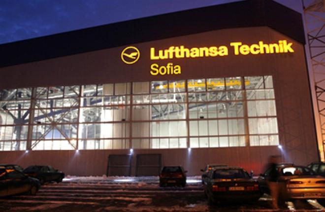 Lufthansa Technik расширяется в Софии
