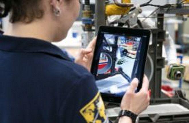 Техники Lufthansa Technik создали приложение для планшета