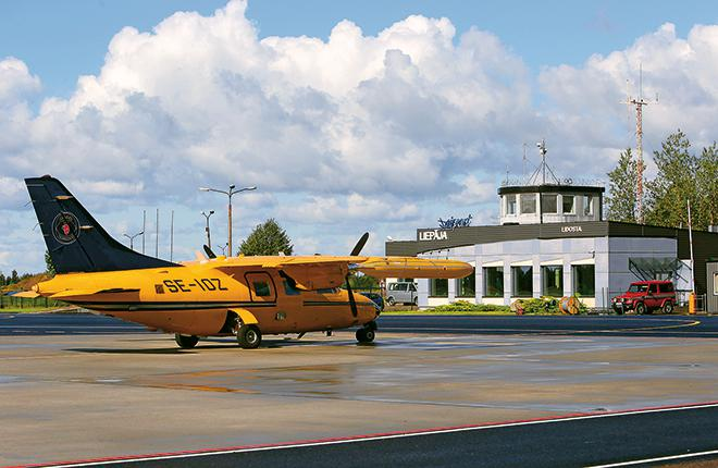 Реконструкция позволит эксплуатировать аэропорт по CAT I ICAO
