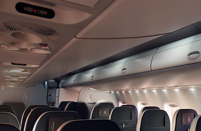 Mitsubishi Aircraft уменьшит вместимость самолетов семейства MRJ