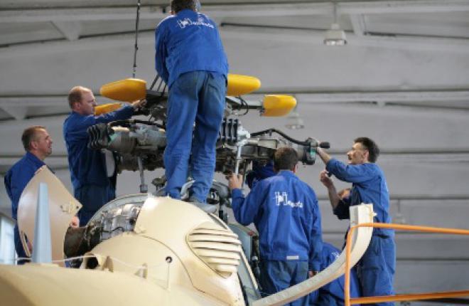 Литовская группа Avia Solutions Group выходит на рынок ТОиР вертолетов