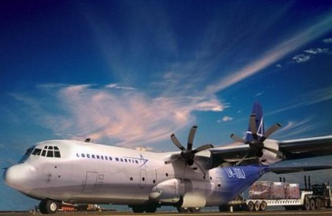 Lockheed Martin получила первый заказ на гражданский Super Hercules