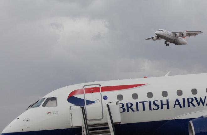 Аэропорт Лондон-Сити продали инвестиционному консорциуму