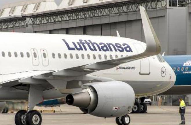 Авиакомпания Lufthansa восстановила график полетов после забастовки