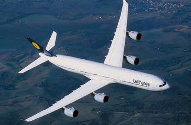 Авиакомпания Lufthansa заказывает самые длинные самолеты