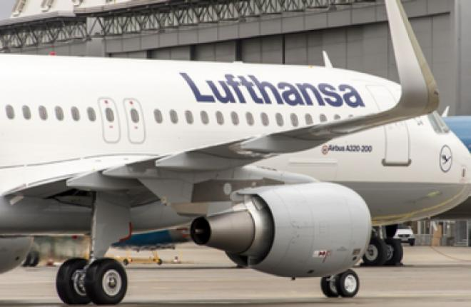 Авиакомпания Lufthansa создаст СП с Air China