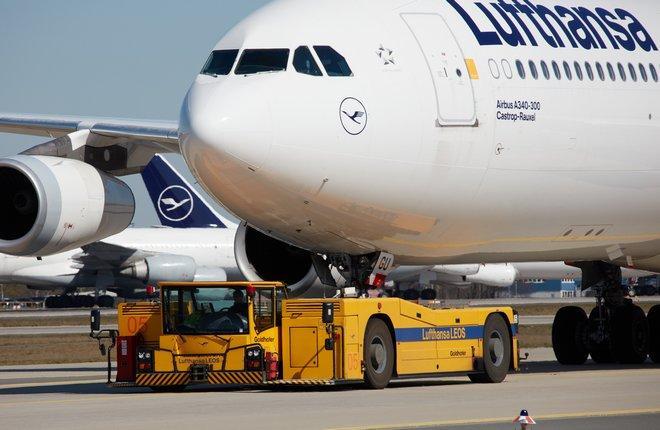 Lufthansa угрожает акционерам банкротством
