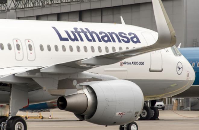 Группа Lufthansa закажет 236 новых самолетов на 22 млрд евро