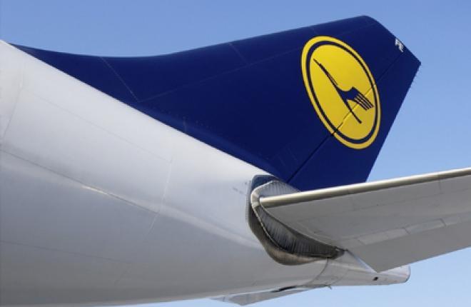 Авиакомпания Lufthansa весной 2012 г. откроет рейс Гамбург--Санкт-Петербург