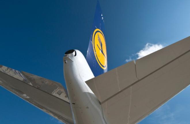 Прибыль немецкой Lufthansa Group за девять месяцев сократилась на 45%