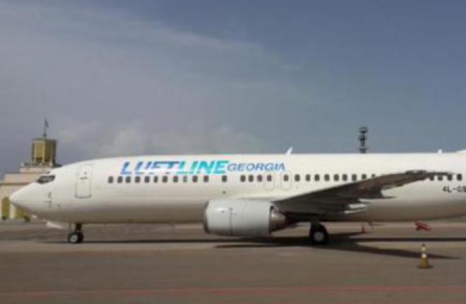 Авиакомпания LuftLine Georgia вышла на рынок чартерных пассажирских перевозок