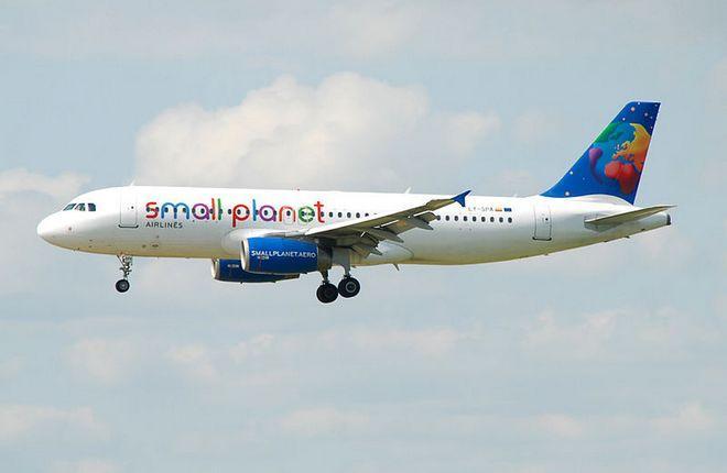 Немецкое подразделение Small Planet Airlines удвоит флот