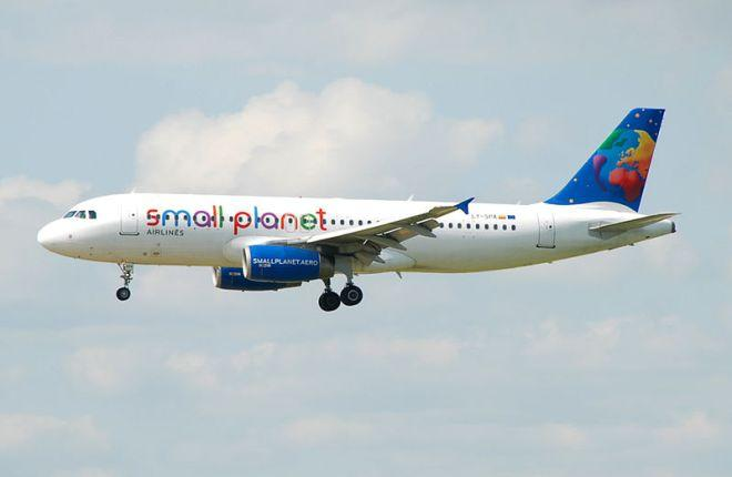 Small Planet A320