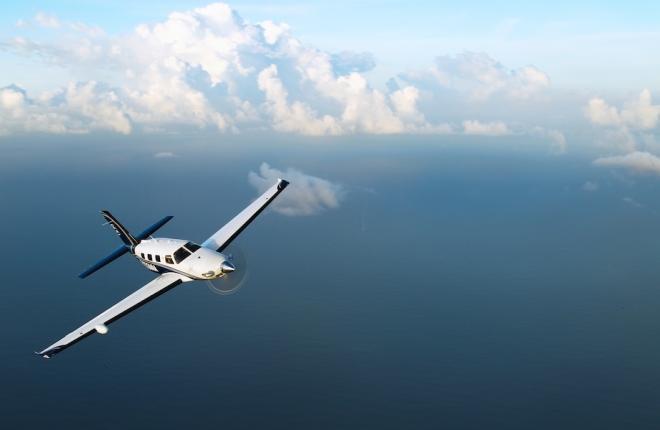 Piper Aircraft увеличила поставки почти на 40%