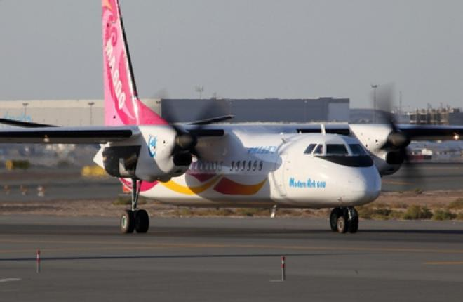 Объединенная авиастроительная корпорация и AVIC займутся турбовинтовыми самолетами
