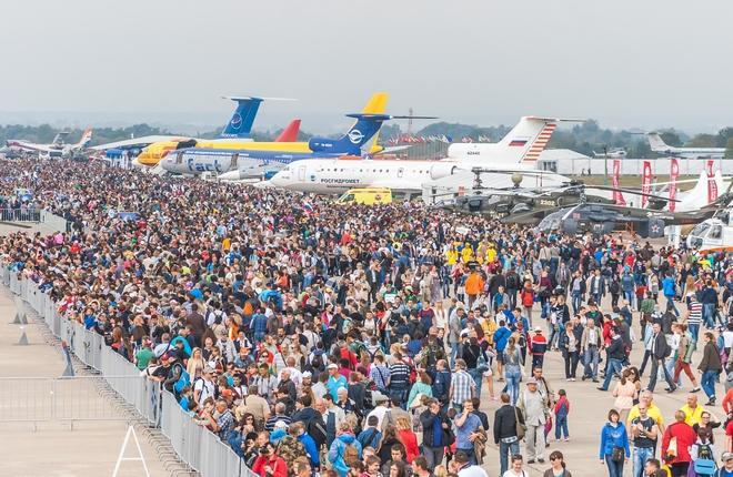 Правительство распорядилось провести МАКС-2019 в Жуковском