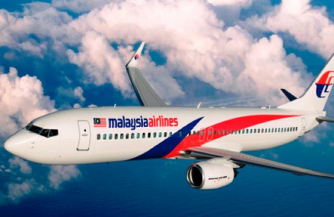 Malaysia Airlines стала стартовым заказчиком новой системы отслеживания самолетов