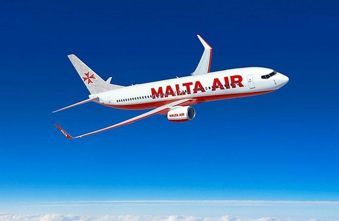 Malta Air Ryanair