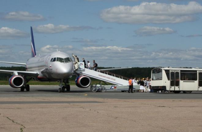 Пассажиропоток аэропорта Нижнего Новгорода в новогодние праздники возрос на 76%