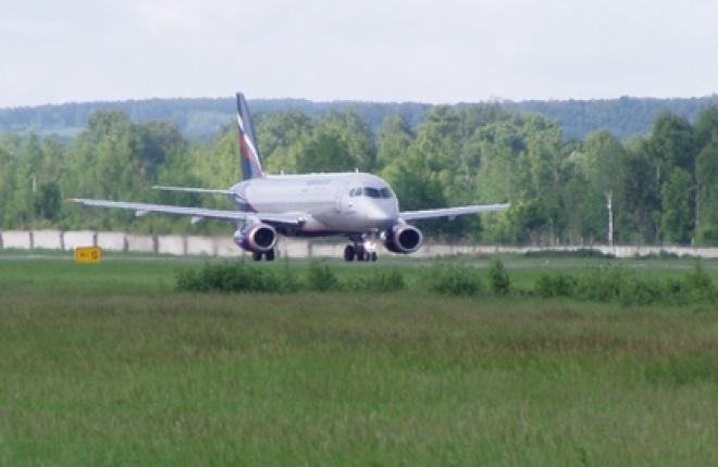 Пассажиропток аэропорта Нижнего Новгорода вырос более чем на треть