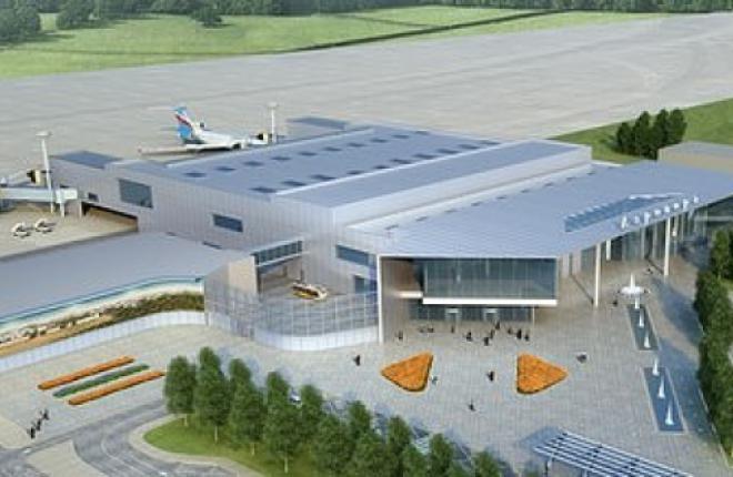 Проект нового терминала аэропорта Нижнего Новгорода прошел госэкспертизу