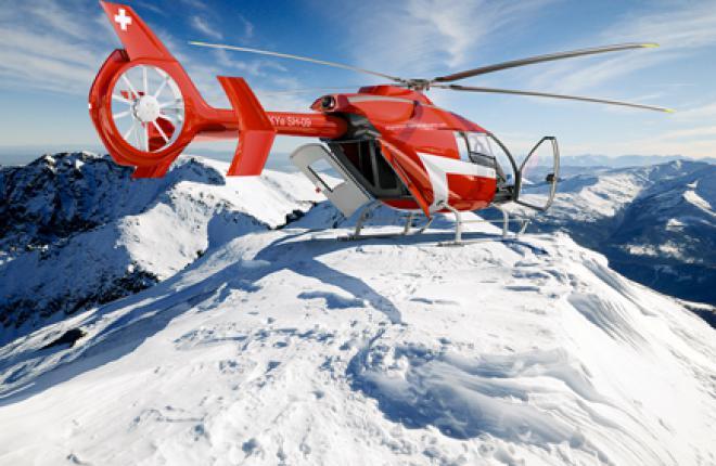 Первый вертолет швейцарского производства SKYe SH09 сможет перевозить до 8 пассажиров