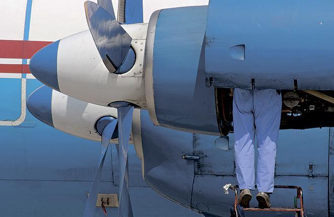Запчасти для российской авиатехники промаркируют