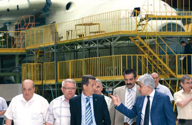 Официальная презентация концепции создания Центра российского транспортного авиастроения состоится на МАТФ-2014.