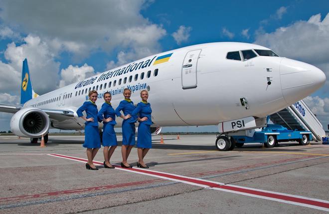 """""""Международные авиалинии Украины"""" в 2017 году получат восемь Boeing 737NG"""