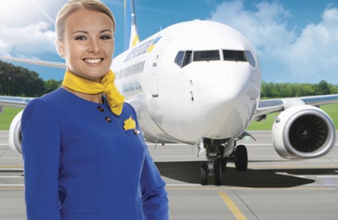 Украинские авиаперевозки сократились на 4,3%