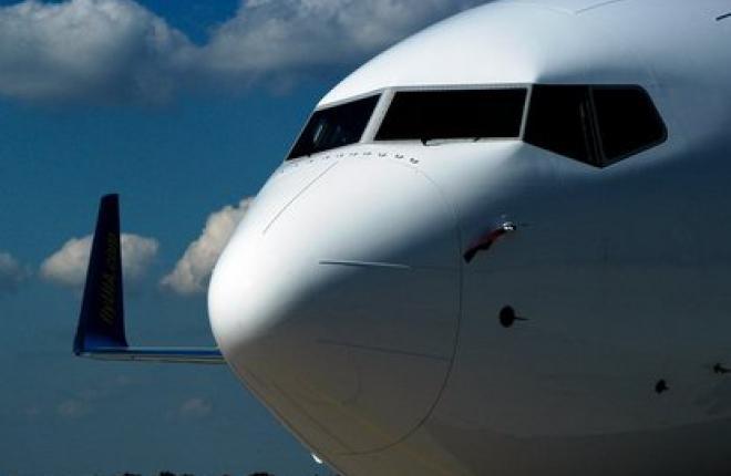 Авиакомпания Международные авиалинии Украины получила 20-й Boeing 737