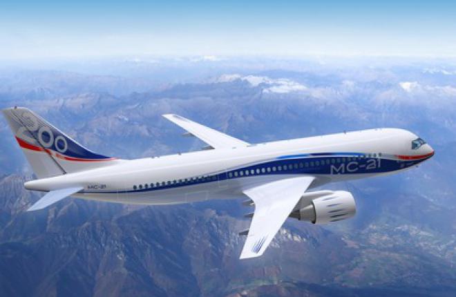 """Корпорация """"Иркут"""" продает самолеты МС-21 в Африку"""