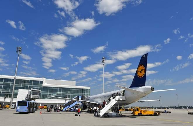 Парк Lufthansa