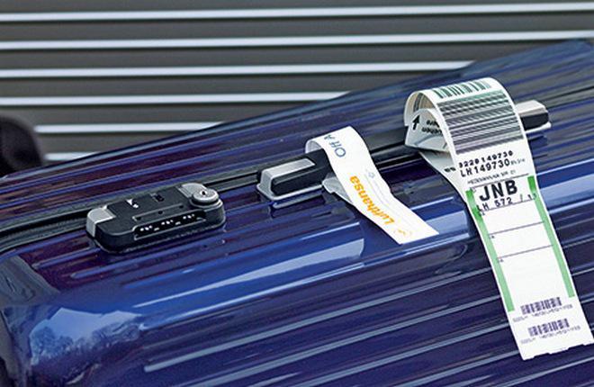 Lufthansa упростит обработку багажа с помощью цифровых технологий