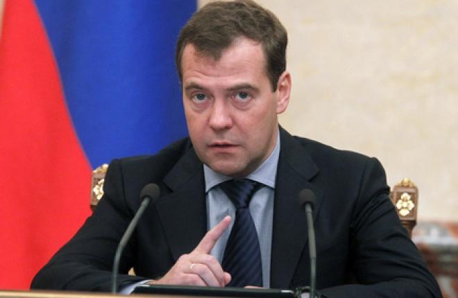 """СМИ назначили ответственным за судьбу """"Трансаэро"""" Медведева"""