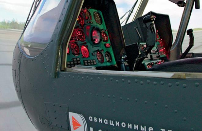 Вертолетный полнопилотажный тренажер Ми-171, Ми-8МТВ ЦНТУ Динамика