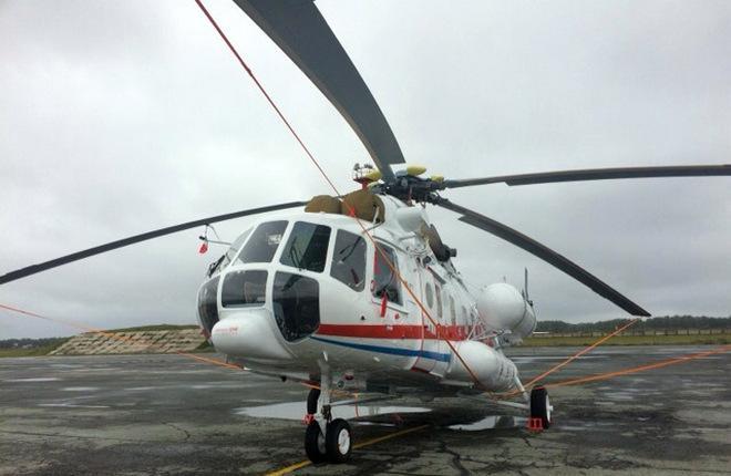 Вертолет Ми-171