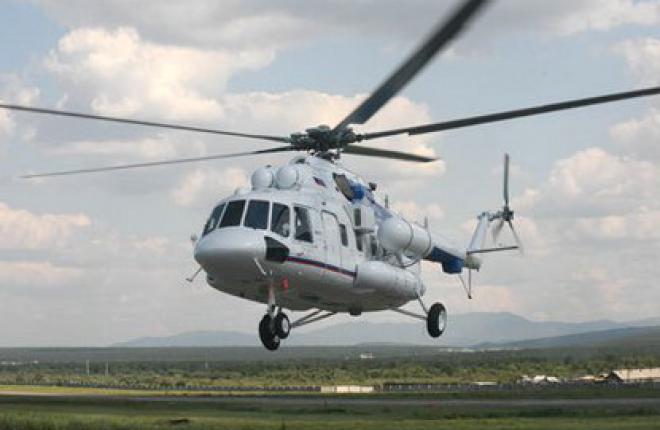 Индонезия сертифицировала вертолет Ми-171