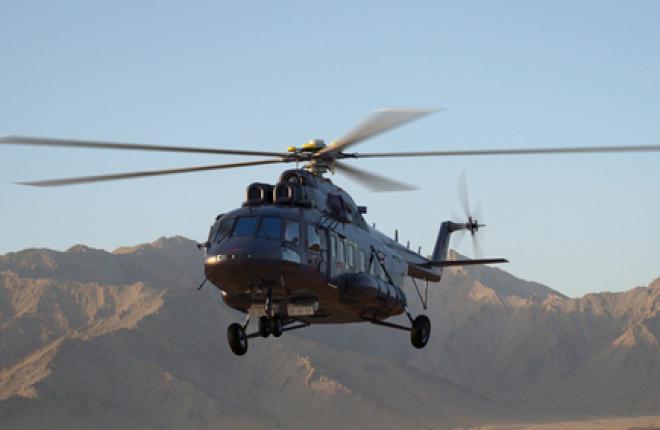 Второй прототип вертолета Ми-171А2 поднялся в воздух