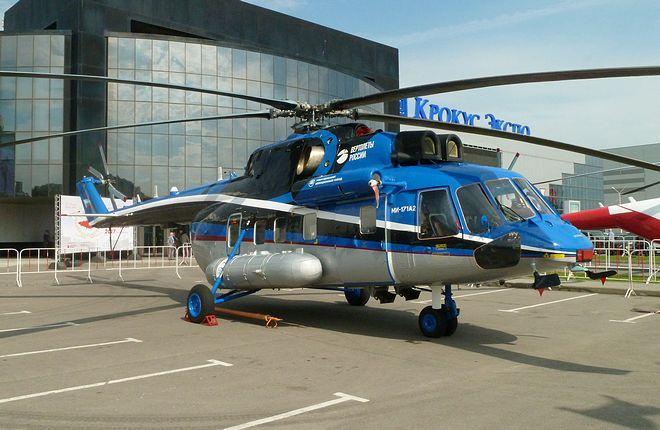 Ми-171А2 сертифицируют в августе