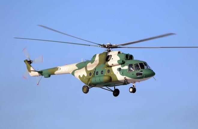 Вертолет Ми-171Е