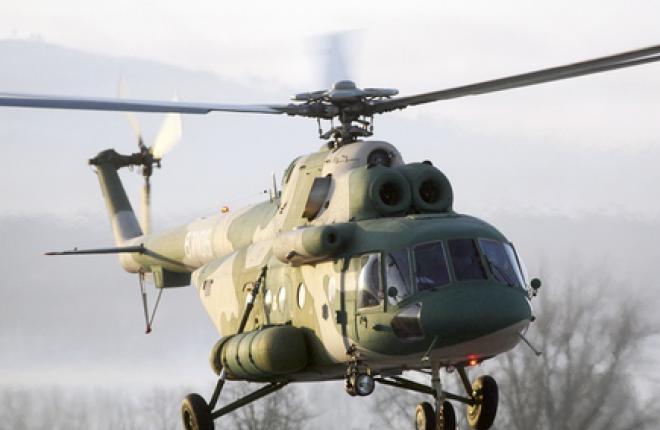 Вертолеты Ми-171Е поставлены в Китай