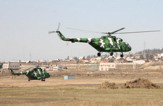 Рособоронэкспорт передал Министерству обороны Перу вертолеты Ми-171Ш