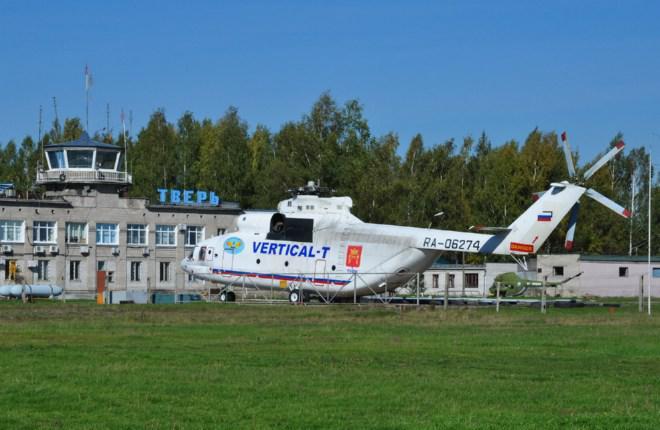 Вертолетной авиакомпании «Вертикаль-Т» грозит банкротство