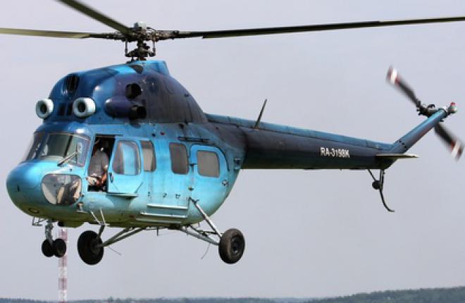 """Запорожское предприятие """"Мотор Сич"""" запустило проект модернизации вертолета"""