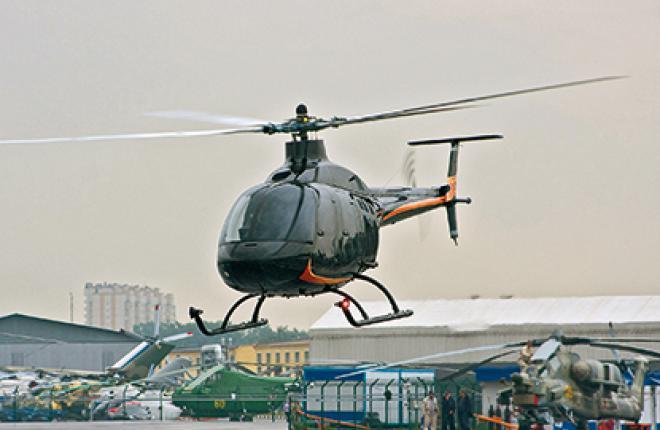 Программа ремоторизации Ми-34 может быть продолжена