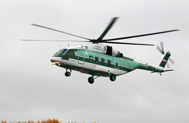 The fourth Mi-38 prototype is in factory certification tests