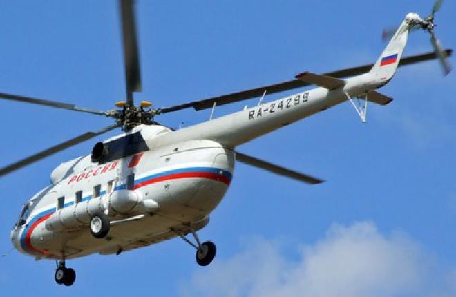 777 вертолетов Ми-8 должны были прекратить полеты