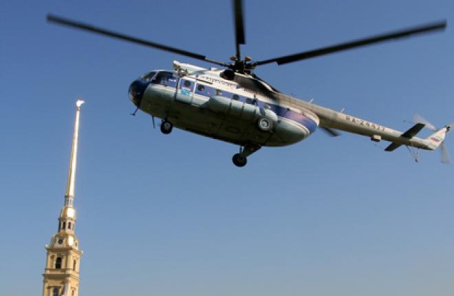 Вертолетные работы в России растут