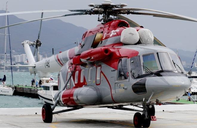 вертолет Ми-8АМТ